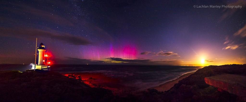 Aurora in Australia