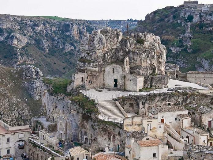 Chiesa Rupestre di Santa Maria De Idris