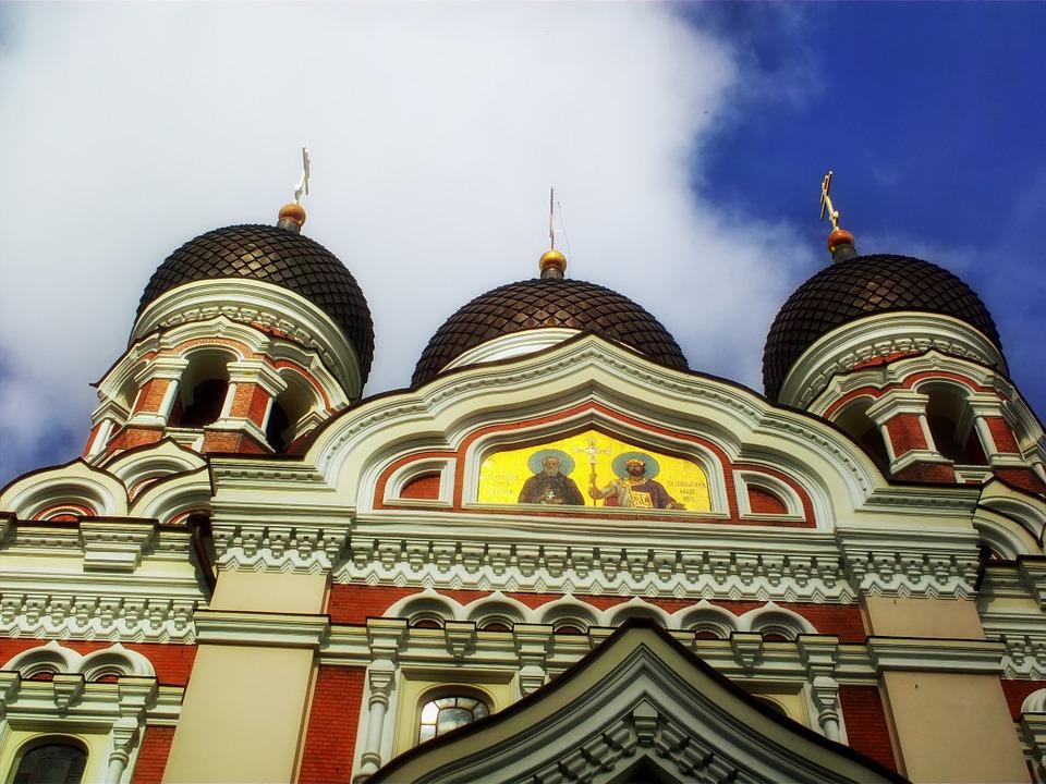 La cattedrale di Tallinn