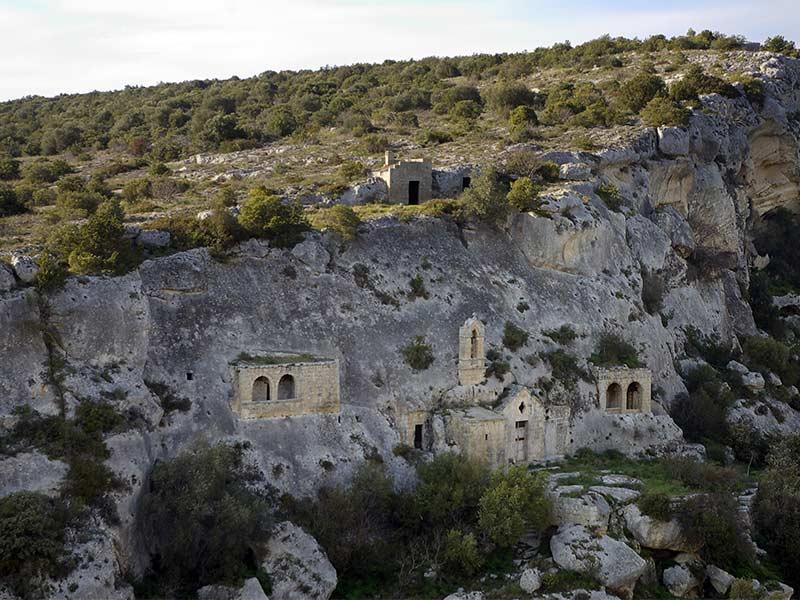 Chiesa Rupestre del Santissimo Crocifisso alla Selva