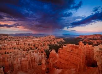 Gli hoodoos del Bryce Canyon