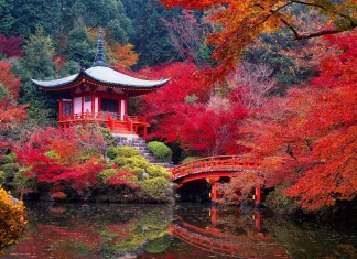 Il tempio di Daigo-ji