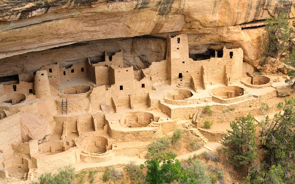 Mesa Verde in Colorado