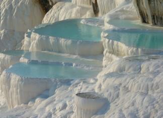 Le bianche piscine di Pamukkale