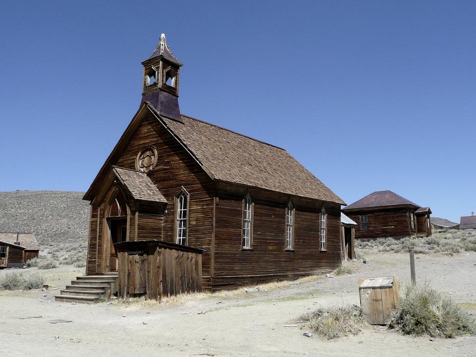 La vecchia chiesa