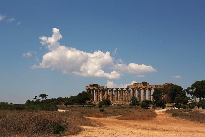 Il tempio dorico di Segesta