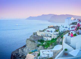La bellezza di Santorini