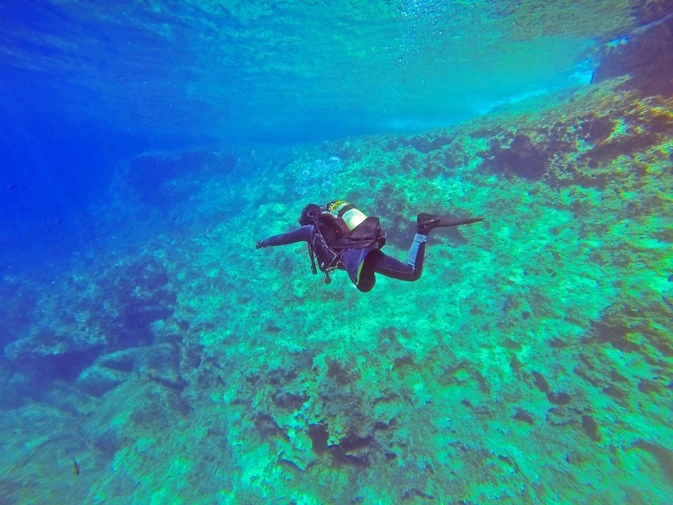 Attività subacquea a Gozo