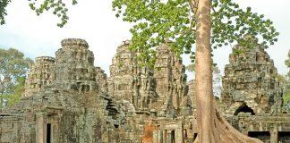 Le rovine di Angkor