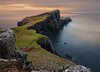 Neist Point sull'isola di Skye