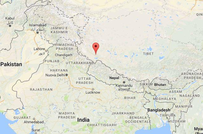 Dove si trova il Kailash