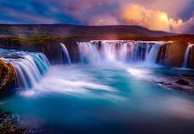 Goðafoss, la Cascata degli Dei