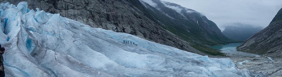 ghiacciaio norvegese