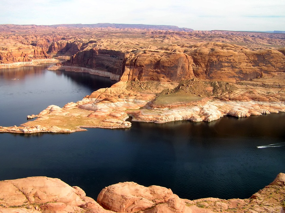 Panorama del Glen Canyon