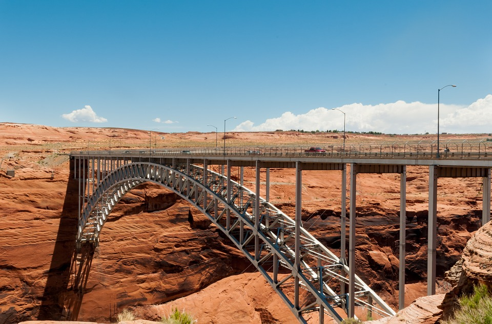Ponte sul Glen Canyon