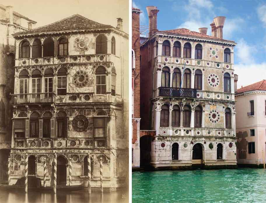 Palazzo Dario a Venezia