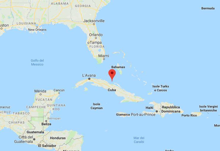 Dove si trova Cayo Santa Maria