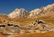 Campo Imperatore in estate
