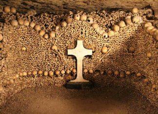 Parigi sotterranea, le Catacombe