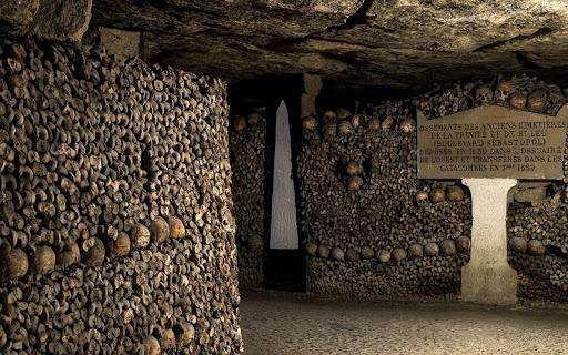 Le tombe della Parigi sotterranea
