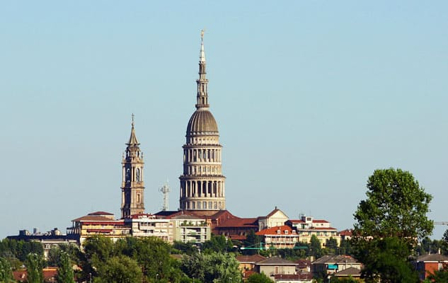basilica San Gaudenzio
