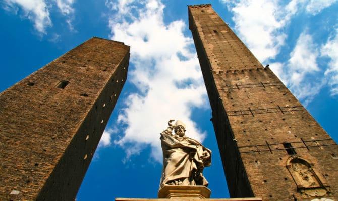 Torre degli Asinelli e Garisenda